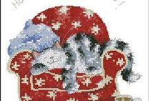 haft krzyżykowy/cross stitcher - Margaret Sherry