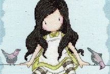 haft krzyżykowy/cross stitcher - Bothy Threads