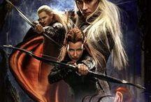 L.O.T.R., Hobbit, ...