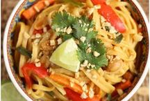 Thai meals