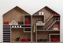 dolls house / Il mondo delle case delle bambole, da quelle fidate più ingegnose a quella dal design contemporaneo!