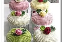 szydełkowanie/crochet -inne/various