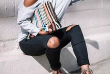 Women's Fashion / Our female fashion influencers show the best way to style their favorite brands.