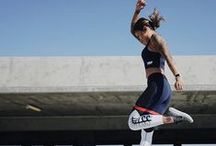Activewear x Fitness / Our top fitness creators show of their workout wear in style, and in action! Fabletics, Carbon 38, and so many more have tapped into their creativity and fitness inspiration. Can you say #Goals?