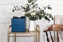 Home x Decor / We can't get over the ideas that come from our talented decor creators. The kind of decor inspiration that makes you want to flip your living room upside down and outfit your bedroom in luxurious linens.
