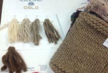LaineS in LA MERCERIE~yarns / Notre collection de fils à tricoter !