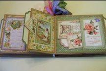 Books/Journals/Mini Albums / by Gail Waisanen