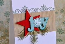Cards - Christmas / by Nicole Genocchio-Trost