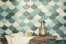 tiles | walls | floor | ceiling / inspiration