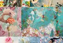 SS15 Inspiration / Spring / Summer 2015 colour and style inspiration.