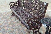 Мебель для сада. / Первый комиссионный магазин дизайнерских предметов интерьера. Www.nicecatch.ru