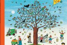 Książki dla dzieci / Książki dla dzieci, które z przyjemnością czytam i oglądam jako dorosła osoba.