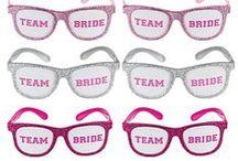 Bachelorette Party Team Bride