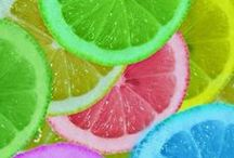 Colorful and Bright Bachelorette Party Ideas