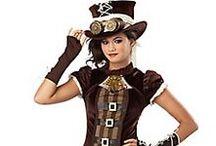 Steampunk Bachelorette Party Inspiration
