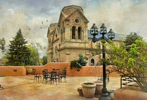 Santa Fe New Mexico / One of My Favorite Cities to Visit  / by ★ ✄ Becky Black ✂ ★