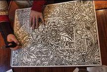 Beautiful Art! / by shoshanna jestadt