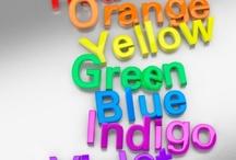 Colourful..