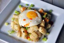 | Cuisine-FIRST MEAL | / It's breakfast.