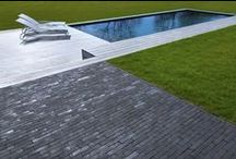 Shaping Places with Clay Pavers / Vande Moortel clay pavers