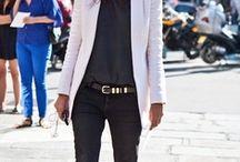 Fashion Inspo / Styles I adore