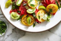Raw: Salads