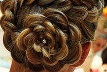 Hair! / Verschillende haar ideeën.