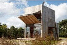 Houses off the grid living