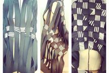 Fashion and textile creation 2013 / Art work created by chanho jang