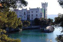 Trieste, my beautiful hometown