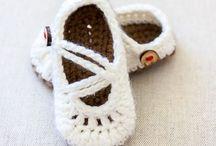 Crochets projects / Gehaakte creaties