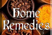 Homemade natural remedies