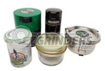 Storage Containers / Keep your material safe in these top of the line storage containers.