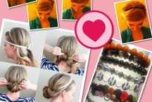 Lovely Hairdesign ❤ / Voor extra informatie over Lovely Haridesign mail naar kapsternaomi@hotmail.com
