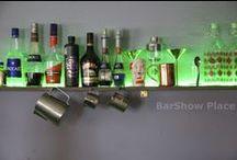 BarShow Place / Проект Александра Родомана и Дмитрия Чекмарева.  Уютное заведение для частных мероприятий..