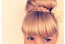 Hair styles / by Natalie Crosby