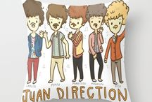 One direction / by Natalie Crosby