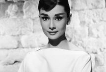 | Hepburn | / I am so grateful for her classic style.