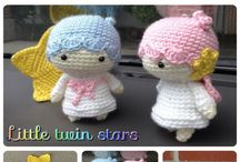 Amigurumi - for sale and free patterns / Amigurumi pattern that are for sale and also free!  / by Lori Thorne