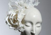 Headpieces bridal & more / #headpieces #bridal #ascott #mood #indpiration