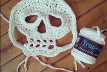 other trapillo / другие штуковины, связанные трикотажными нитками trapillo
