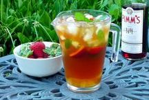 Pimm's / Ideas for making the perfect Pimm's