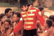 Michael Jackson And Children