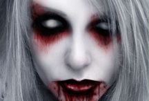 Halloween....make-up