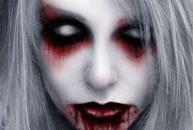Halloween....make-up
