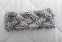 Free Knit & Crochet Headbands, Hats and Other Accessories / Patterns for hats, headbands and other embellishments