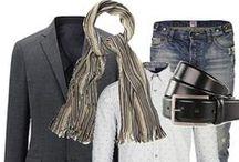 Outfits für den männlichen Sommertyp / Kleidung und Outfit Kombinationen für den männlichen Sommertyp.