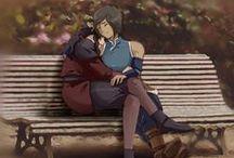 Korra&Asami