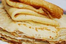 Crepes / Sweet, savory, light, crispy .....but always meatless