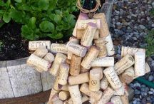 All those corks